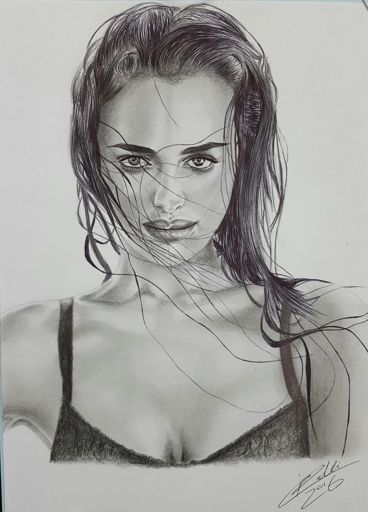 Irina Shayk by RobertoMalta89